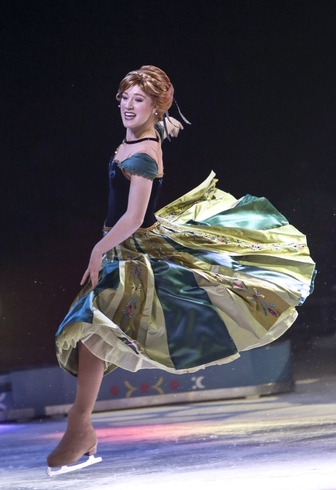 Gregory A Poplyk Costume Designer Disney On Ice Frozen